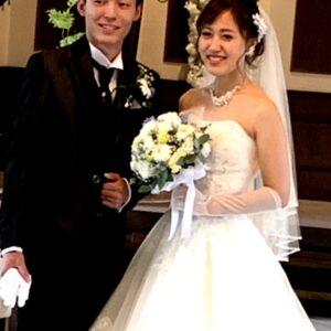 飯田市美容室ジュールフェリエブライダル9/21前島様大成様ビーラクスマツカワ1