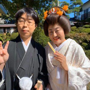 飯田市美容室ジュールフェリエ10/13ブライダル三宜亭